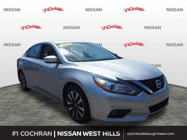 2017 Nissan Altima >> Certified Pre Owned 2017 Nissan Altima 2 5 Sl Fwd 4d Sedan