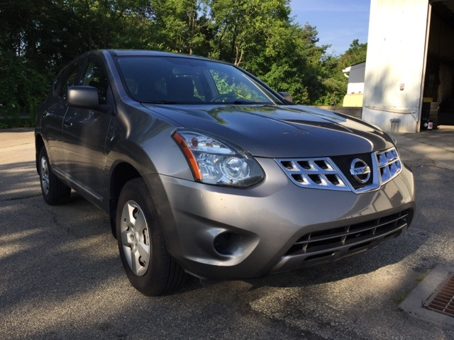 Nissan Rogue Select >> Pre Owned 2015 Nissan Rogue Select S Fwd 4d Sport Utility