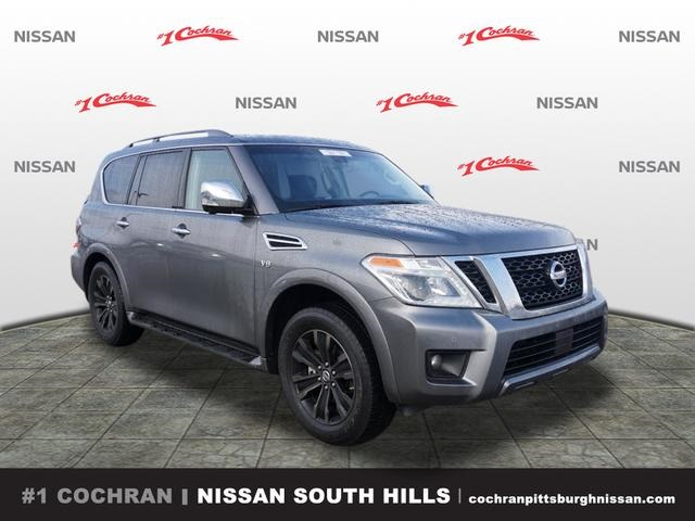 Certified Pre-Owned 2019 Nissan Armada Platinum